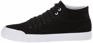 DC Evan Smith Hi Zero - Black / Black / White Combo
