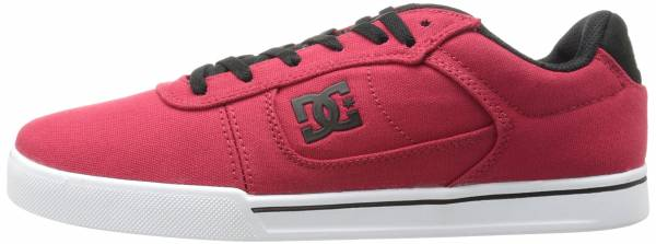DC Cole Pro Low Top Red