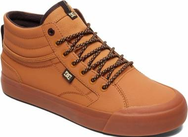 DC Evan Smith Hi WNT - Wheat/Dark Chocolate