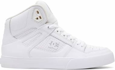 DC Pure High-Top  - White/White/Gum (ADYS400043186)