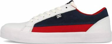 DC Lynnfield - White Dc Navy True Red
