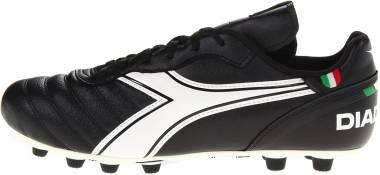 Diadora Brasil Classic Moulded PU Black/White Men