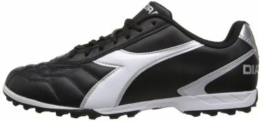 Diadora Capitano LT Turf Black/White Men