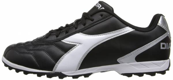 Diadora Capitano LT Turf Black/White