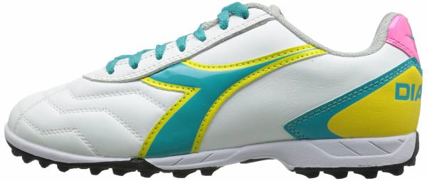 Diadora Womens Capitano LT Soccer Turf Shoes Christmas Decoration 59c378917