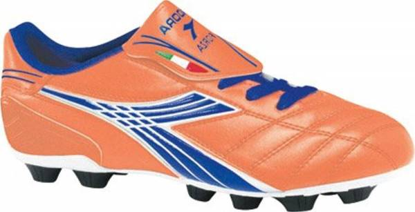 Diadora Forza Moulded Indoor Orange / Blue