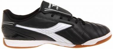 Diadora Forza Indoor - Black / White / Silver