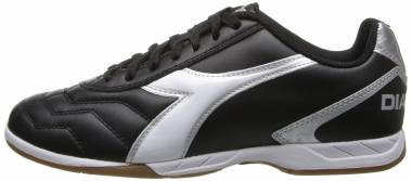 Diadora Capitano LT Indoor Black/White Men