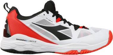 Diadora Speed Blushield Fly 2 AG - White Black Grenadine (174443C788)