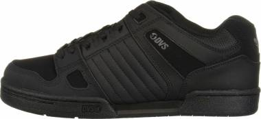 DVS Celsius - Black Black Leather