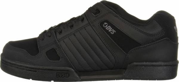 DVS Celsius - Black Black Leather
