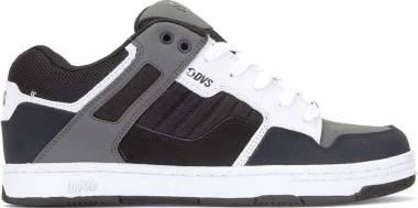 DVS Enduro 125 - Black Grey Navy Nubuck (DVF0000278015)