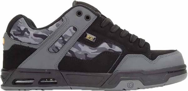 Black DVS Enduro Heir Shoes Black