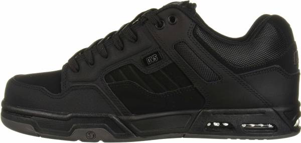 DVS Enduro Heir - Black Black Leather (DVF0000056982)