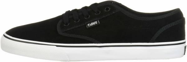 DVS Rico CT - Black White Suede (DVF0000142976)