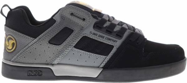 DVS Comanche 2.0+ - Black/Grey New Black (DVF0000323002)