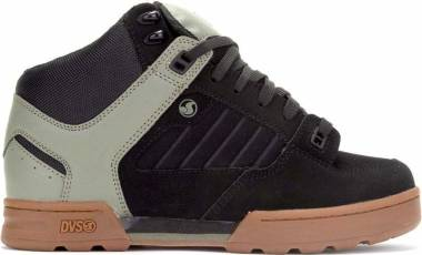DVS Militia Boot - Black (DVF0000111013)