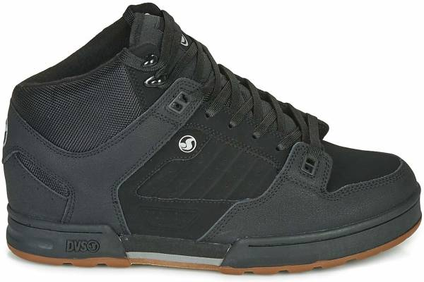DVS Militia Boot - Black (DVF0000111014)