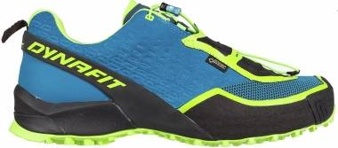 Dynafit Speed MTN GTX - Mykonos Blue/Lime Punch