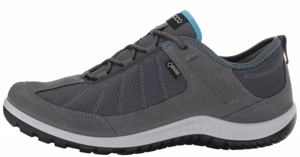 Ecco Aspina Low GTX - Dark Shadow/Dark Shadow Yak Nubuck/Textile