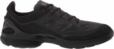 Ecco BIOM Fjuel Racer - Black Dark Shadow