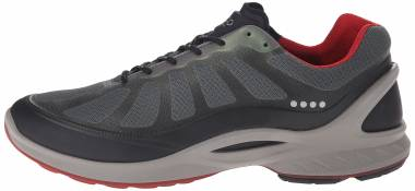 Ecco BIOM Fjuel Racer Black/dark Shadow Men