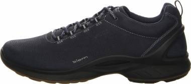 Ecco BIOM Fjuel Train - Navy Perforated