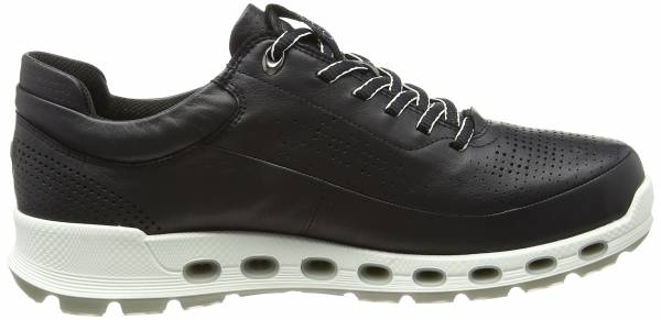 Ecco Cool 2.0 Leather GTX - Black Leather
