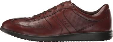 Ecco Indianapolis Sneaker - Braun 1053cognac (63076401053)