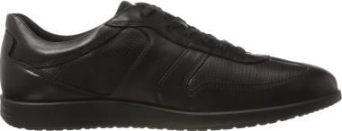 Ecco Indianapolis Sneaker - Black