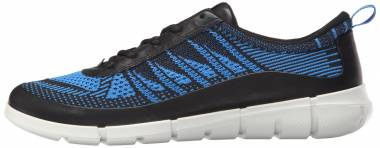 Ecco Intrinsic Knit - Black/Dynasty