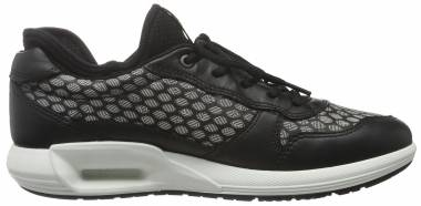 Ecco CS16 Low - Black White (44001450669)