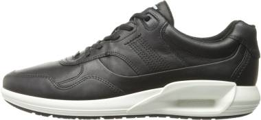 Ecco CS16 Low - Zwart