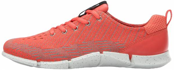 Ecco Intrinsic Karma Tie - Coral Blush/Moon Rock