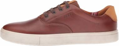 Ecco Kyle Retro Sneaker Cognac/lion Men
