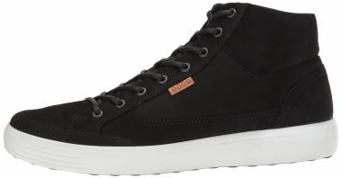Ecco Soft 7 High Top - Black (4303842001)