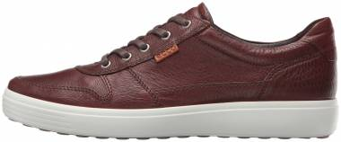 Ecco Soft 7 Sneaker Brown Men