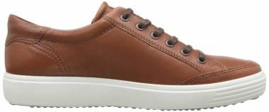 Ecco Soft 7 Sneaker - Cognac (430304561)