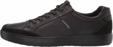 Ecco Soft 7 Sneaker - Black