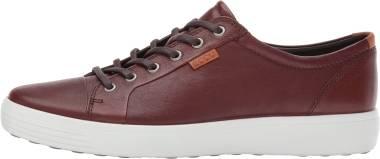 Ecco Soft 7 Sneaker - Brown