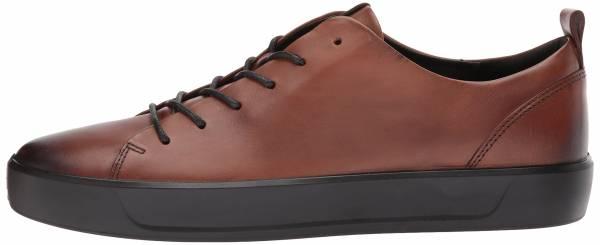 Ecco Soft 8 Tie - Brown