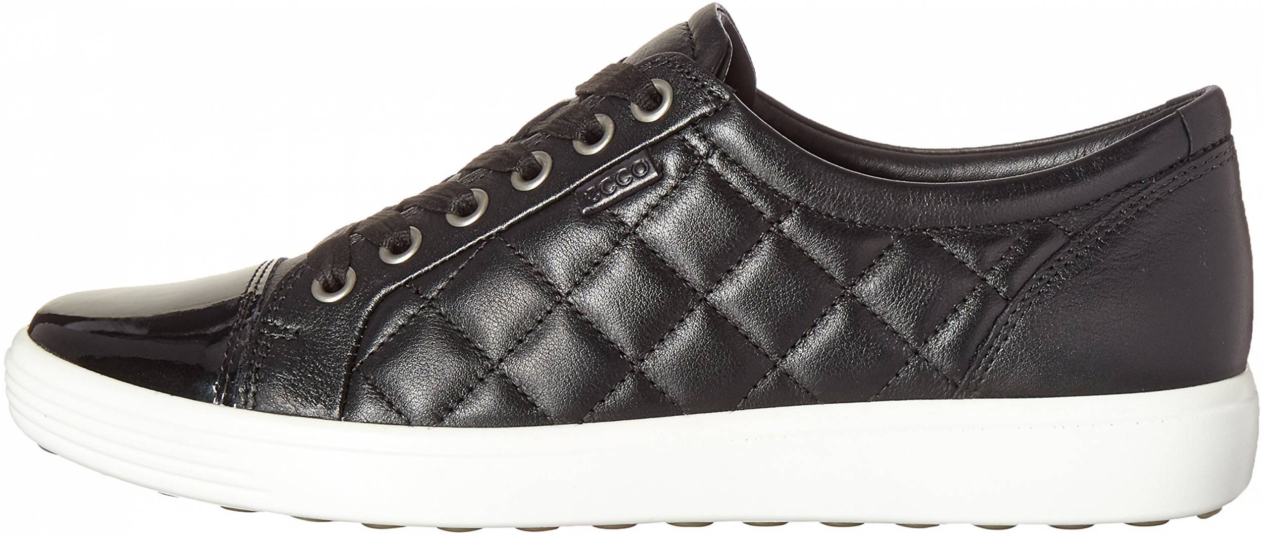 Ecco Soft 7 Quilted Tie