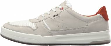 Ecco Jack Summer Sneaker Wild Dove/white Men