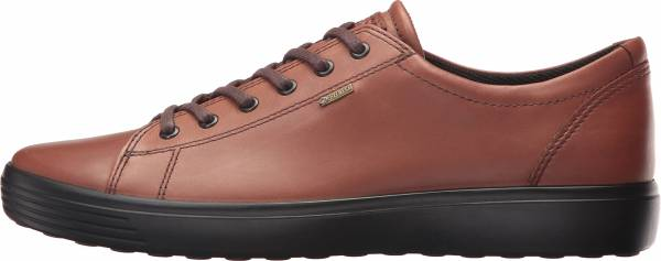 Ecco Soft 7 Low GTX - Brown