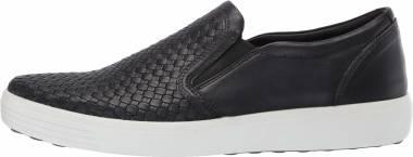 Ecco Soft 7 Woven - Black (44035401001)