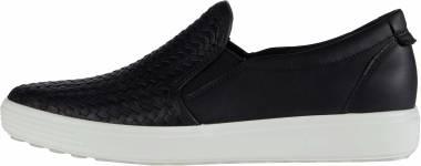 Ecco Soft 7 Woven - Black (47011301001)