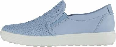 Ecco Soft 7 Woven - Dusty Blue (47011301434)