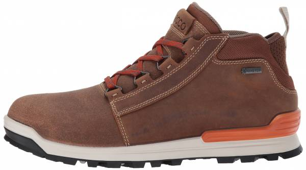 Ecco Oregon Retro Midcut Brown