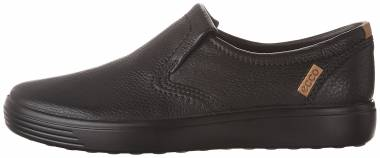 Ecco Soft 7 Slip On - Black