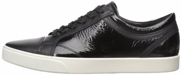 Ecco Gillian Sneaker Black (Black/Black)